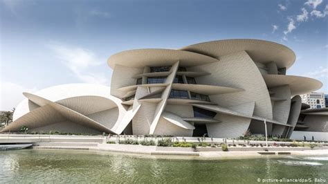 Nationalmuseum Katar In Doha by Qatar S New National Museum Inspired By The Desert