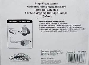 Boat Bilge Pump Wiring Diagram