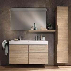 Meuble Salle De Bain Peu Profond : meuble salle de bain allia espace aubade ~ Edinachiropracticcenter.com Idées de Décoration
