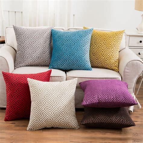 jeter de canape achetez en gros velours de luxe tissu en ligne à des