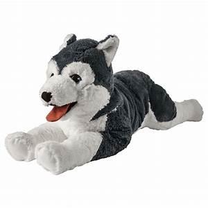 Cleaning Service List Livlig Soft Toy Dog Husky Siberian Husky 22 1 2 Quot Ikea