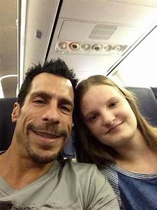 Danny with his daughter | New Kids on the Block | Pinterest