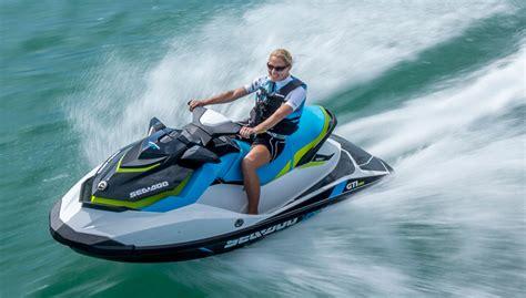 2016 Seadoo Gti 130 Review  Personal Watercraft