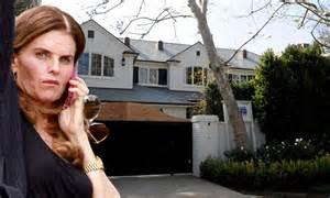 Maria Shriver moves into newly-refurbished $12m LA mansion ...