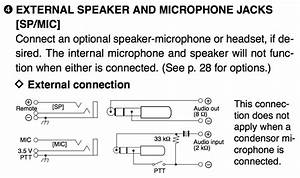 Icom Microphone Wiring Diagram : audio help with ptt circuit for icom radio electrical ~ A.2002-acura-tl-radio.info Haus und Dekorationen