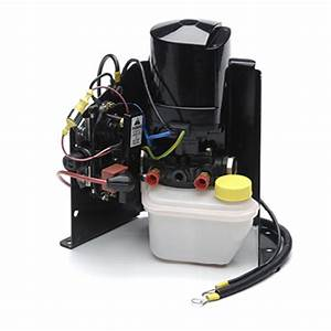 Sierra U00ae Hydraulic Trim Pump Assembly - Mercruiser