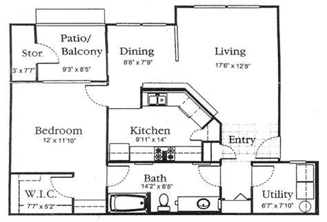 br  ba floor plan  groves
