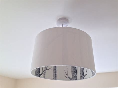 bedroom ceiling light shades tree wall sticker forest theme room pretty tree
