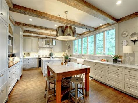 white country kitchen interior design ideas