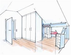 Begehbarer Kleiderschrank Dachgeschoss : begehbarer kleiderschrank selber bauen anleitung ~ Sanjose-hotels-ca.com Haus und Dekorationen