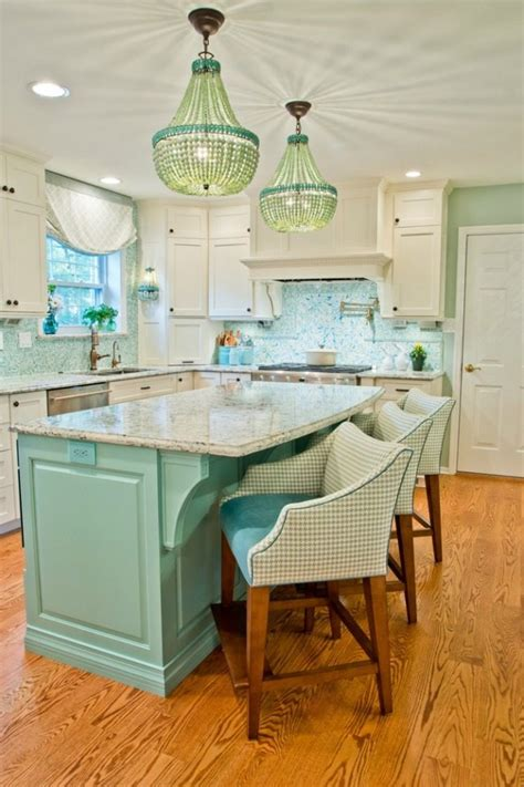 turquoise kitchen decor ideas turquoise and aqua kitchen ideas refresh restyle