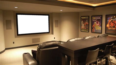 Media Rooms Home Theater