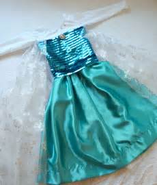 Disney Queen Elsa Frozen Costume