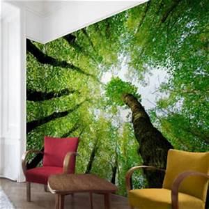 Fototapete 3d Wald Raum Und Mbeldesign Inspiration