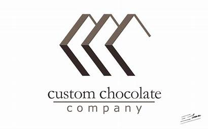 Chocolate Custom Company Logos Bar Ccc Variants