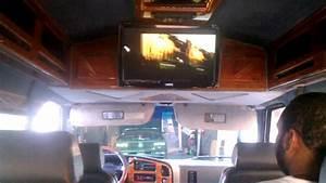 22 U0026quot  Tv Installed In Conversion Van With Internet