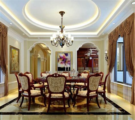 interesting dining room ceiling design ideas interior