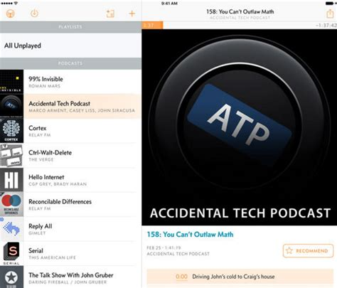 best podcast app iphone best iphone podcast apps ultimate mac
