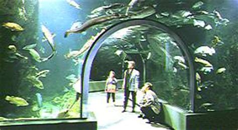 aquariums publics