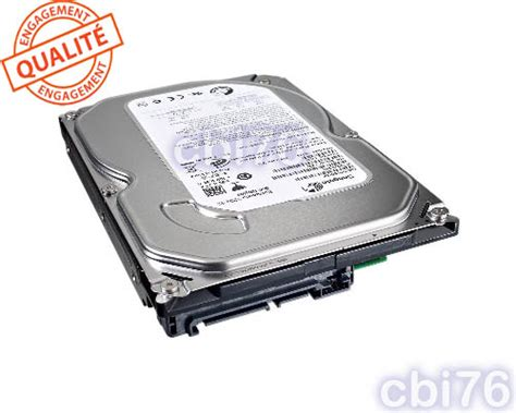 disque dur interne pc bureau disque dur interne 160go sata seagate barracuda