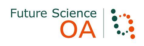 Future Science Oa [image]  Eurekalert! Science News