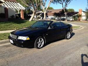 Purchase Used 2001 Volvo C70 Convertible Black Color In