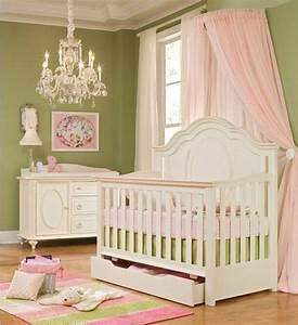 Babyzimmer Mädchen Deko : babyzimmer m dchen gr n ~ Sanjose-hotels-ca.com Haus und Dekorationen