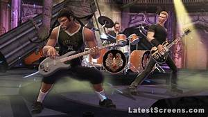 All Guitar Hero Metallica Screenshots For Xbox 360 Wii