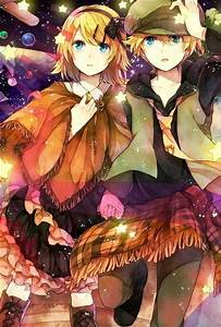 Len x Rin (Vocaloid) Twincest reminds me of Hansel and ...