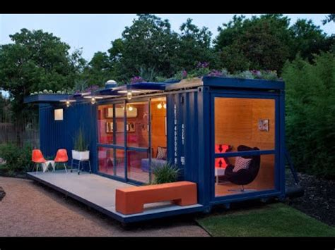 container guest house  jim poteet youtube