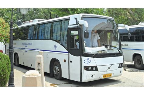 volvo  introduce hybrid buses  india  year bw