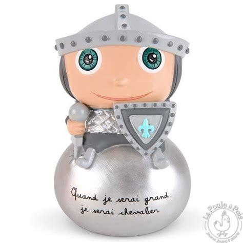 tirelire chevalier quand je serai grand isabelle