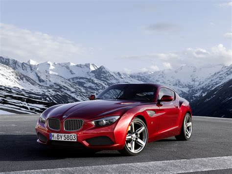 Gambar Mobil Gambar Mobilbmw M4 Coupe by Bmw Zagato Coupe Concept Gambar Mobil 2012