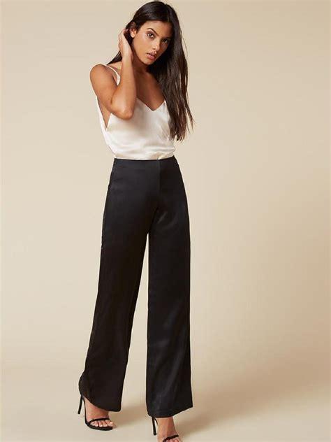 tailleur pantalon femme habillée pour mariage comment s habiller en pantalon pour un mariage madame
