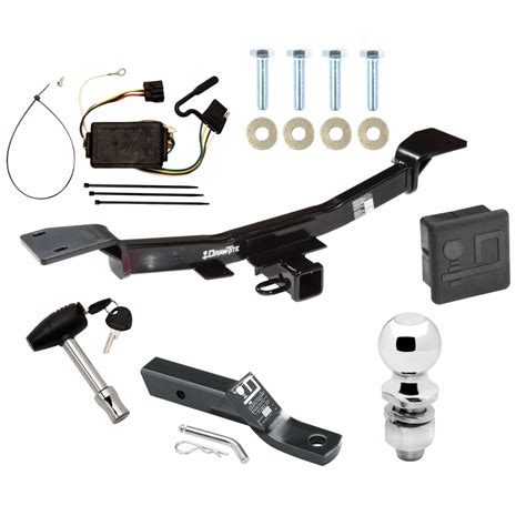 Kium Sportage Hitch Wiring by Trailer Tow Hitch For 05 10 Kia Sportage 6 Cyl Deluxe