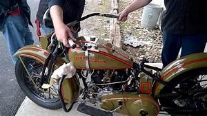 Billyds 1931 Harley Vl