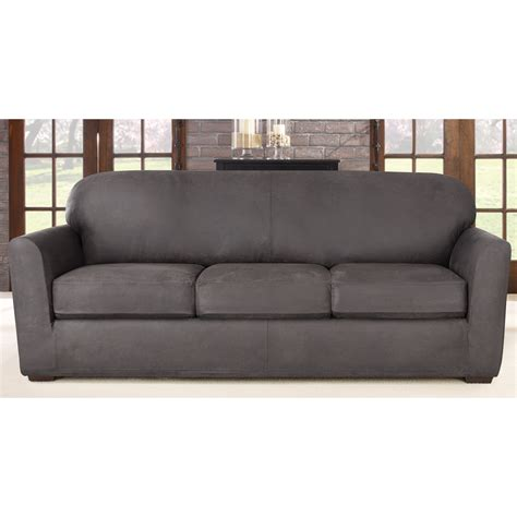 sure fit sofa covers sale sure fit ultimate stretch sofa slipcover reviews wayfair
