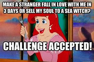 The Little Mermaid Memes, Funny Jokes About Disney ...