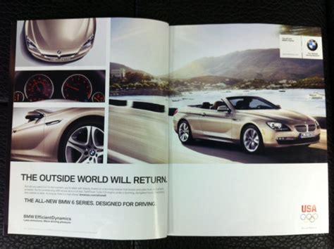 bmw magazine ads bmw magazine ad images