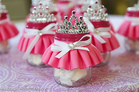 princess party favors  frugal adventures
