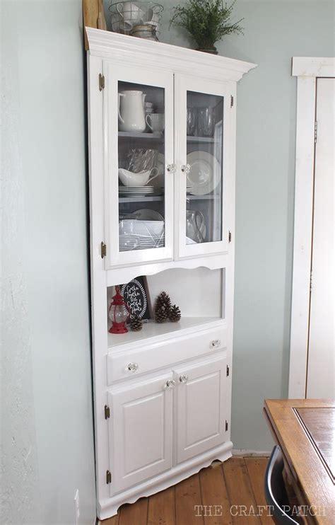 corner hutch for kitchen best 25 corner hutch ideas on corner cabinet