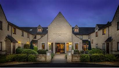 Witney Oxford Hotel Property Pellier Christmas