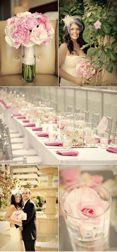 Pink & Grey wedding decor Spring/Summer Wedding