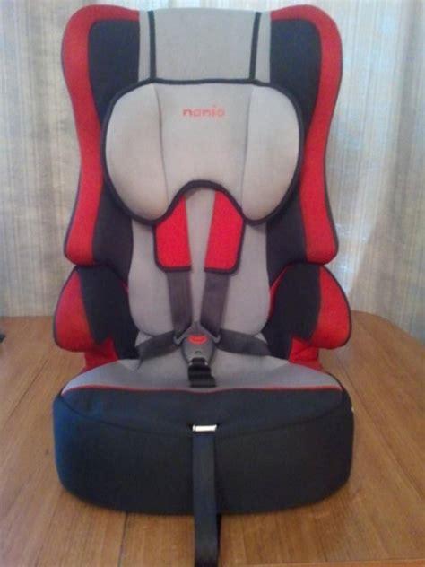 siege seat car seat nania siege auto way 9 kg 36 kg universal