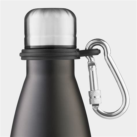 Bottle Clip 500ml Carabiner Clip For The Insulated Thermal Water