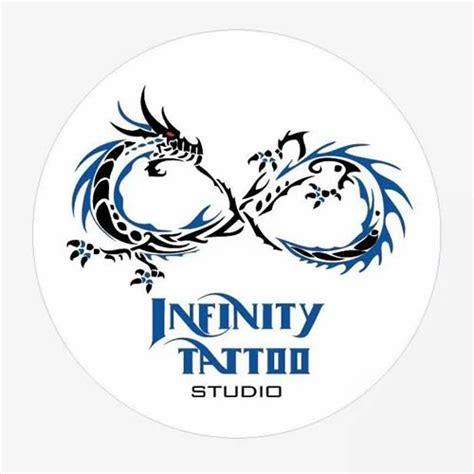 twin dragon symbol baby angel tattoo images designs