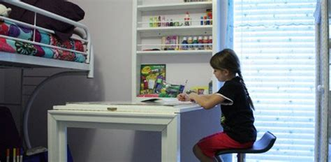 diy craft down do it how to build a child s wall mounted folding desk today s homeowner