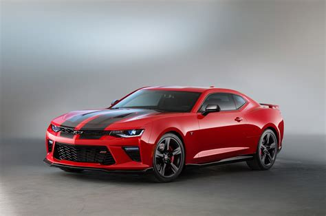2018 Chevrolet Camaro Ss Black Accent Package Concept