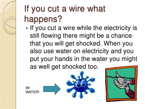 can electricity travel through water lifehacked1st