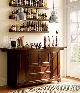 29 mini bar designs that you should try for your home With mini bar designs for home